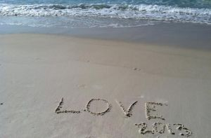 Love at the Beach